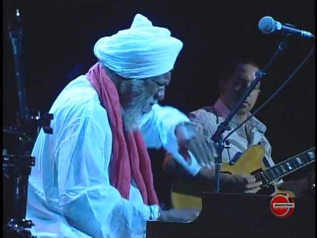 Dr. Lonnie Smith | Freedom Jazz Dance 6 Bridgestone Music Festival 2008