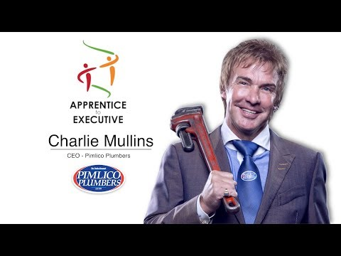 "Charlie Mullins from Pimlico Plumbers on ""Apprentice to Executive"" - complete interview"