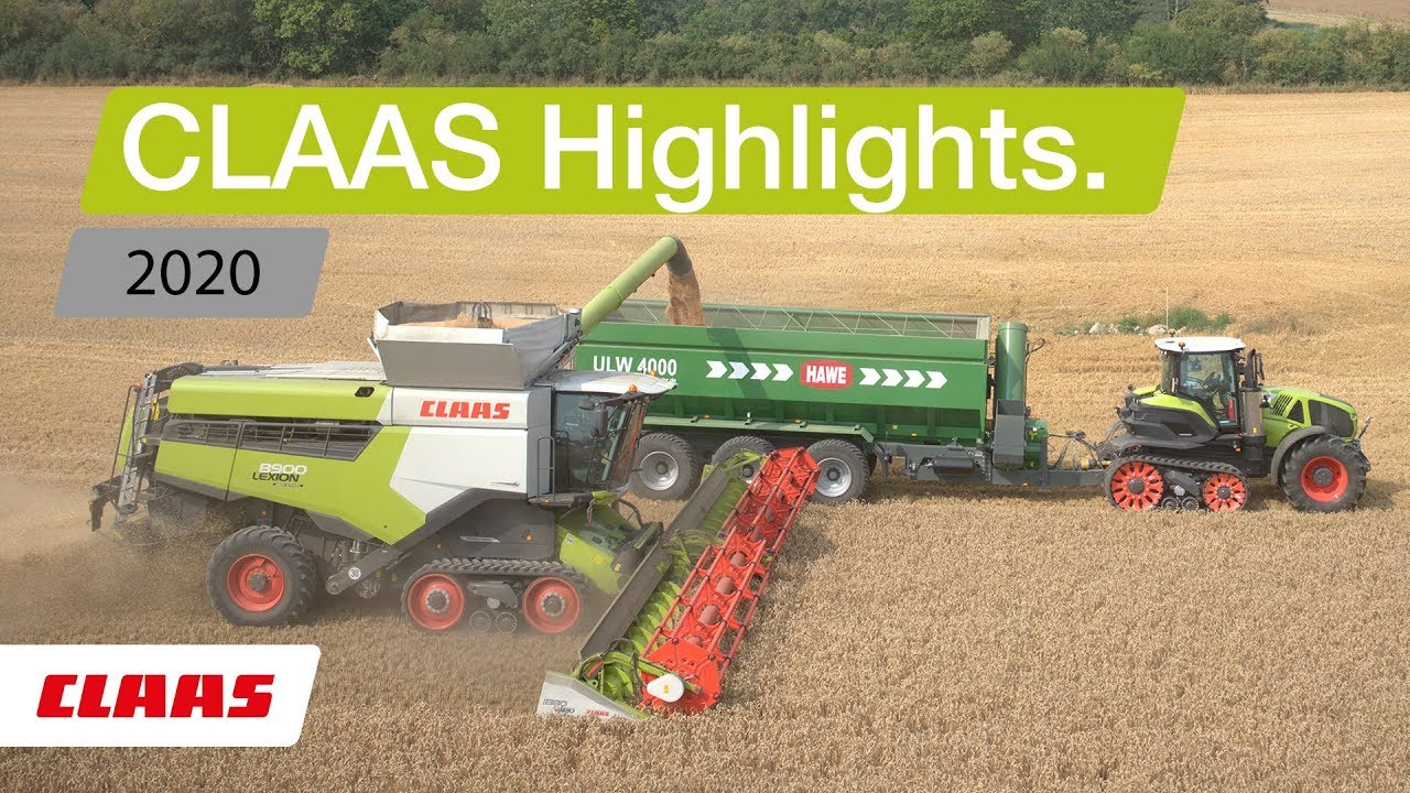 Download CLAAS Highlights 2020.