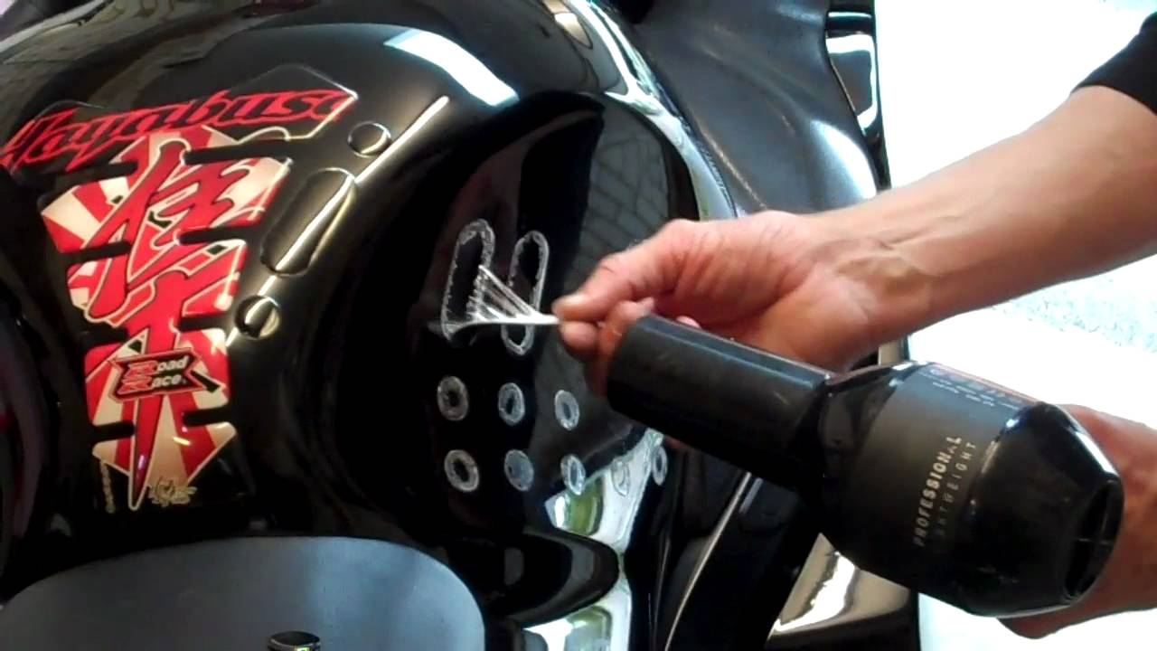 Delboys Garage HowTo Remove Decals And Glue YouTube - Best custom vinyl decals for motorcycle seat