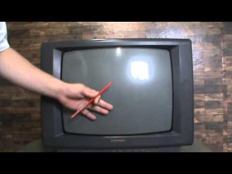 Televis 227 O Antiga Sem Entrada Para Conversor Digital O Que