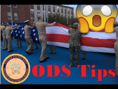 Officer Development School - Tips, Tricks, And Experiences Galore!