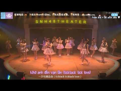[Vietsub] Takeuchi Senpai - SNH48 Team NII