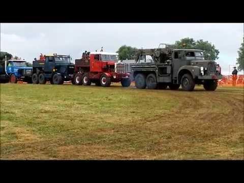 The Banbury Rally @ Bloxham Heavy Recovery Truck Pull