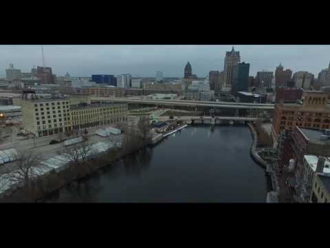 Downtown Milwaukee, WI