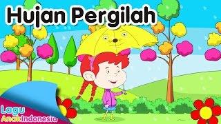 Hujan Pergilah (rain rain go away) | Lagu Anak Indonesia