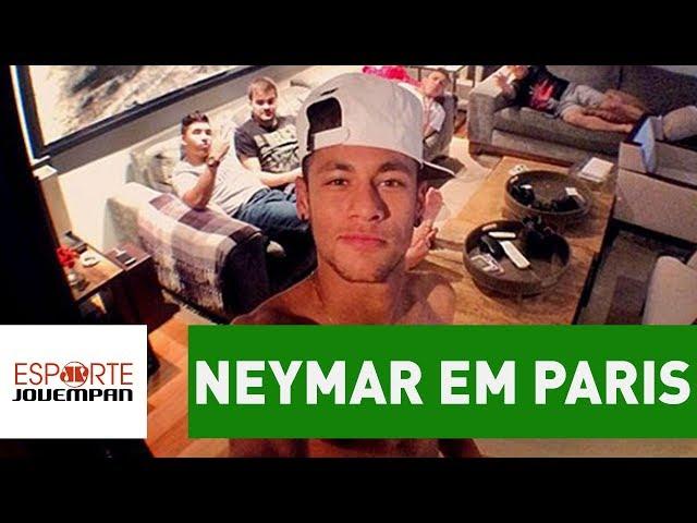 Neymar já escolheu casa e terá vizinhos famosos em PARIS!