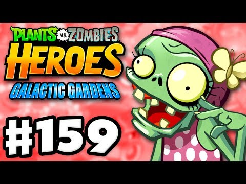 Synchronized Swimmer! - Plants vs. Zombies: Heroes - Gameplay Walkthrough Part 159