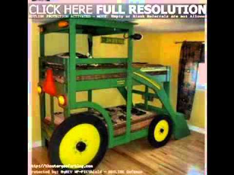 john deere bedroom decorating ideas - youtube