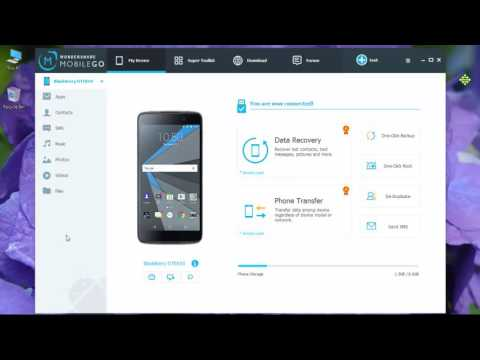 How to Put MP3/M4A/AAC/FLAC Music to BlackBerry DTEK50 Easily?