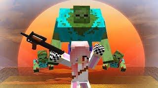Я Не Сдамся Без Боя! - Зомби апокалипсис в Майнкрафт! (Minecraft - Сериал)