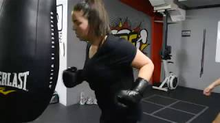 Boxing Fitness at Real Boxing Only Gym