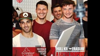 A Little Respect (Hull KR Charity Challenge Cup Final single) [feat. Erasure]
