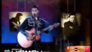 15 yr old Johnny Cash
