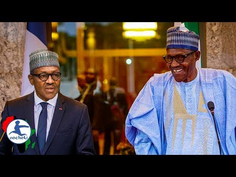 Nigeria's President Buhari Denies Clone Rumors in Hilarious Video