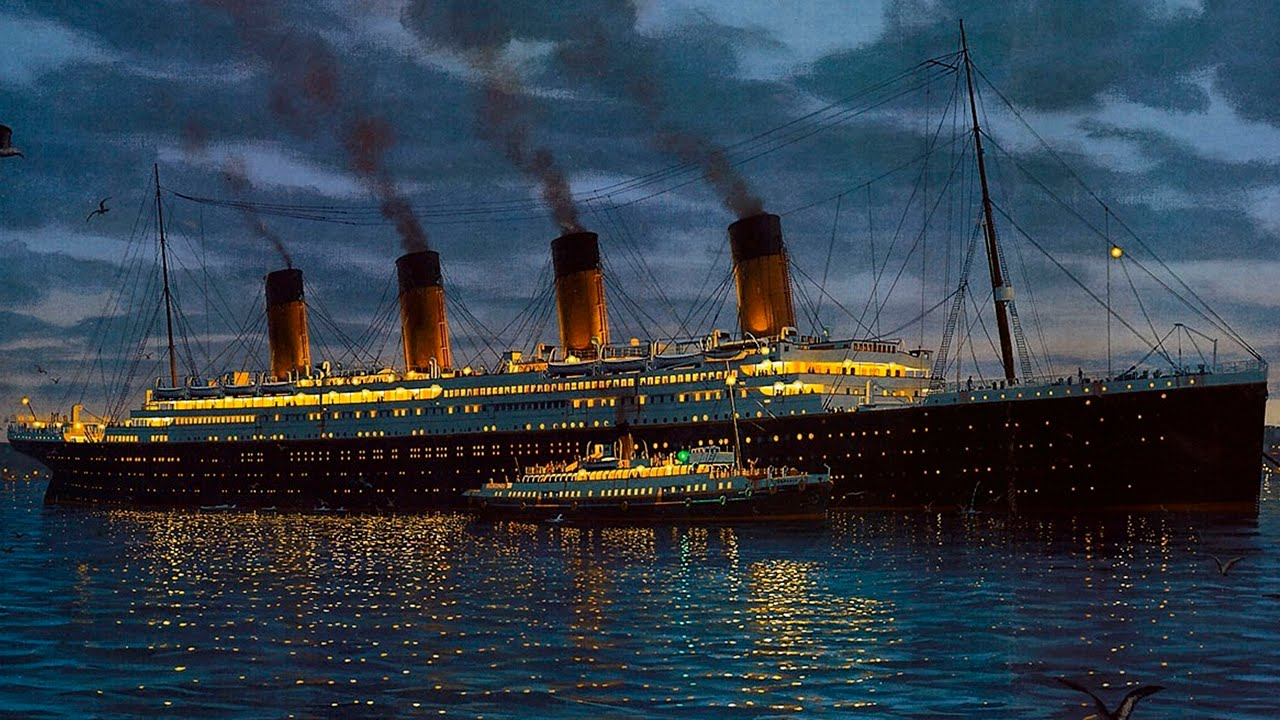 rms titanic a ship of widows Rms titanic: a ship of widows response paper no 2 the titanic is never an easy topic for me to discuss or write about.