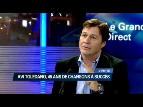 Linvité du Grand Direct  Avi Toledano