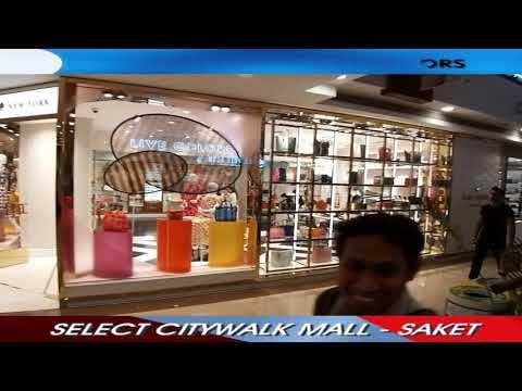 SELECT CITYWALK MALL - SAKET [ G FLOOR & FIRST FLOOR ] - NEW