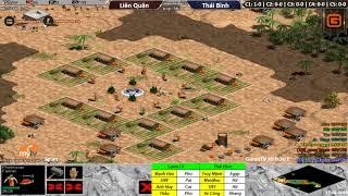 C1T2 | 4vs4 Random | Liên Quân vs Thái Bình | Ngày 17-02-2019