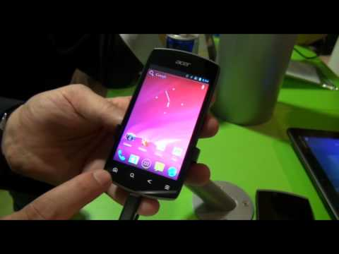 Acer Cloud Mobile e Liquid Glow anteprima @ MWC 2012 by HDblog