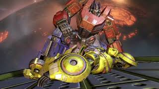 PS3 Longplay [169] Transformers: Fall of Cybertron (part 1 of 2)
