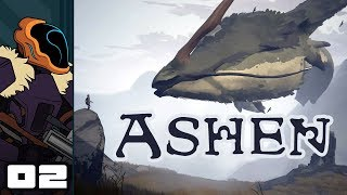 Let's Play Ashen - PC Gameplay Part 2 - What Lurks In The Dark