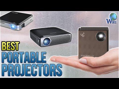 10 Best Portable Projectors 2018