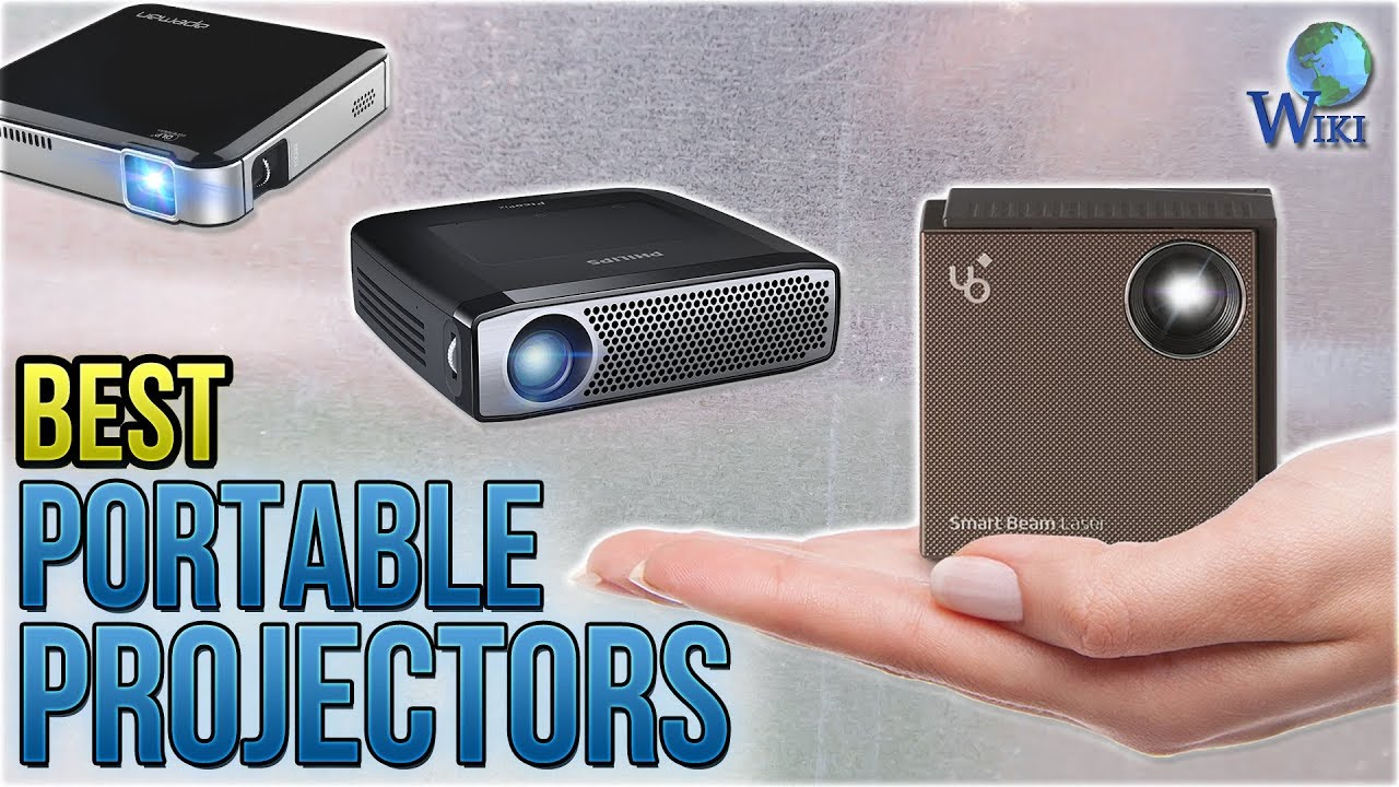 Best Portable Projector 2020 10 Best Portable Projectors 2018   YouTube