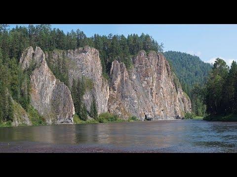 Саянская диагональ 2013. Часть 4. Река Мана