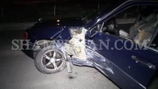 Ավտովթար Երևանում  Բախվել են Mercedes ն ու Seat ը