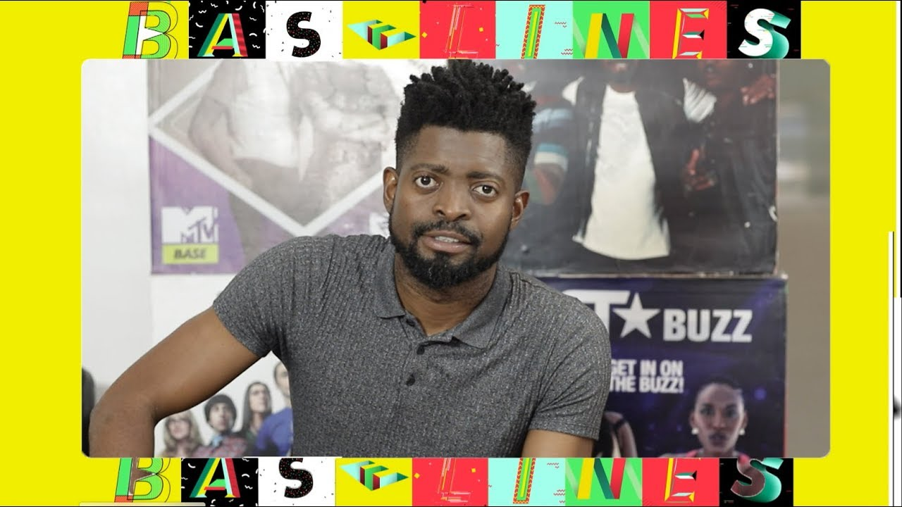 Basket Mouth guesses the lyrics to 2 Baba's African Queen on MTV BaseLines