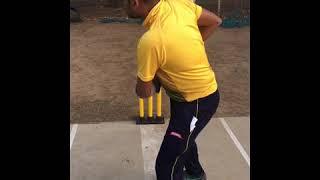 Stance & Backlift cricket coaching.