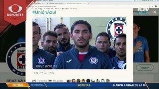 Cruz Azul responde a supuesto rompimiento de vestidor | Televisa Deportes