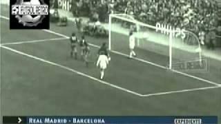 Real Madrid vs Barcelona Liga España 1972/73 FUTBOL RETRO TV