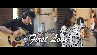 First Love - Nikka Costa   by Nadia & Yoseph (NY Cover)