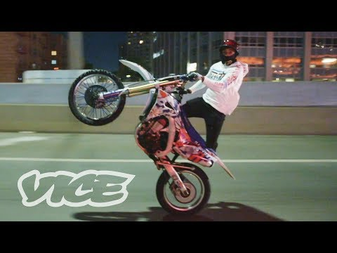 Meet The Most Infamous Dirt Bike Rider In NYC