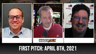 MLB Picks and Predictions | Free Baseball Betting Tips | WagerTalk's First Pitch for April 8