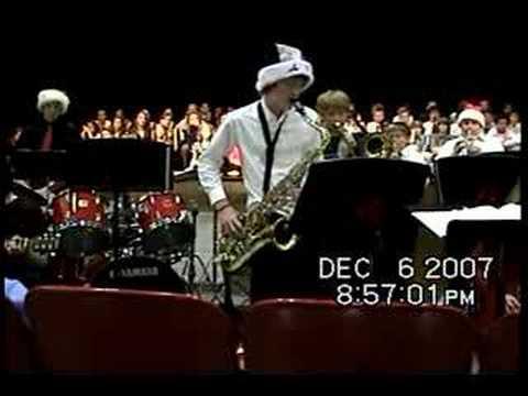 Jazz Band-Jingle Bell Rock