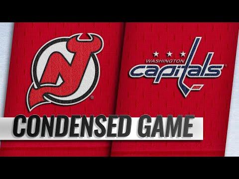 11/30/18 Condensed Game: Devils @ Capitals