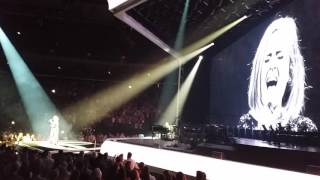 Download All I Ask - Adele Live Saint Paul, MN July 5, 2016 WOW Mp3 and Videos