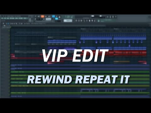 Martin Garrix ft. Ed Sheeran - Rewind Repeat It (Martin Garrix VIP Edit) FL STUDIO REMAKE +FLP