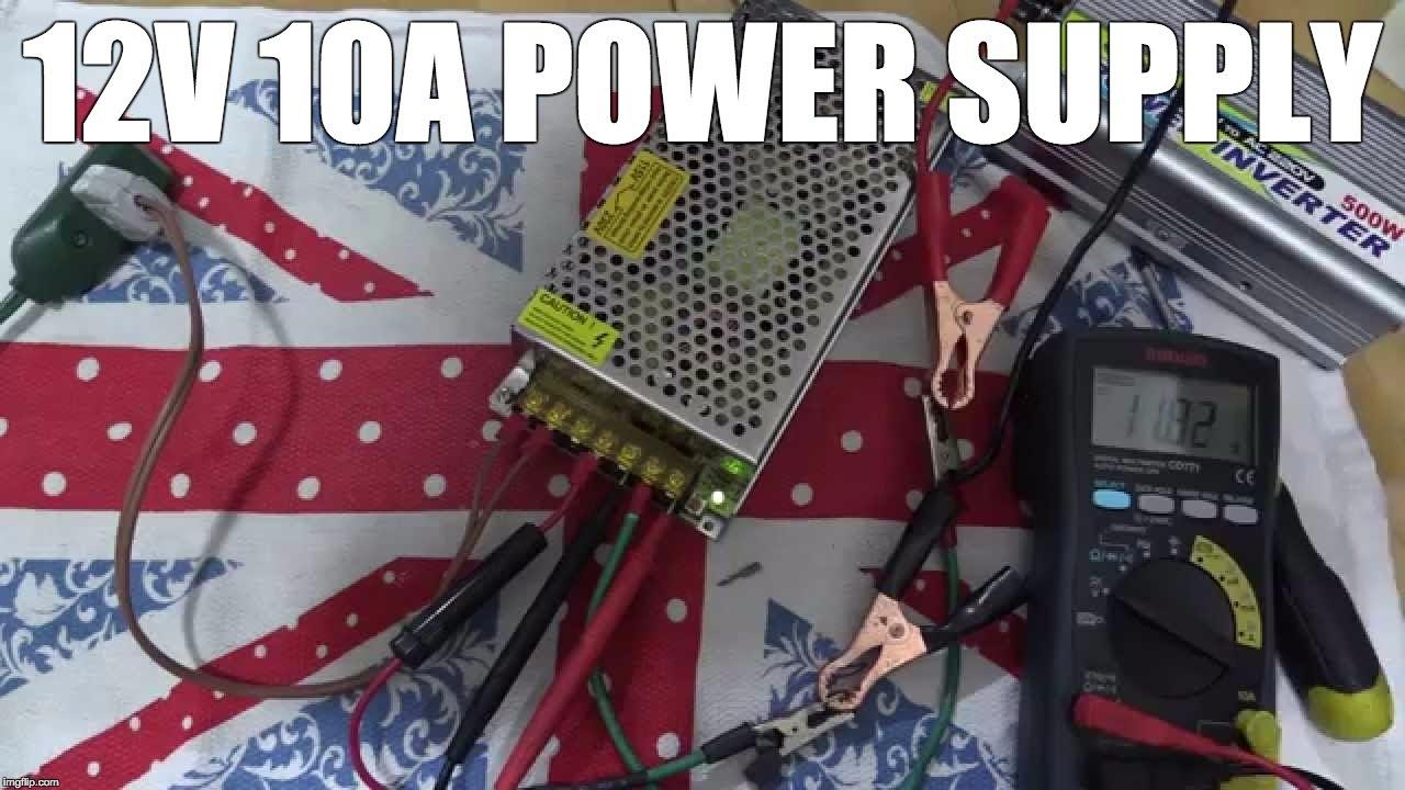 12v 10amp dc power supply [ 1280 x 720 Pixel ]