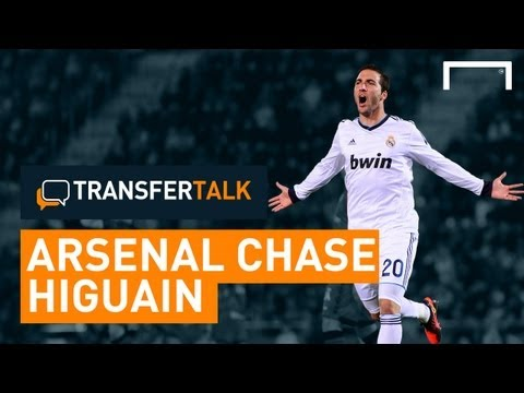Arsenal chase Higuain, Cavani to Chelsea? | Transfer Talk #9