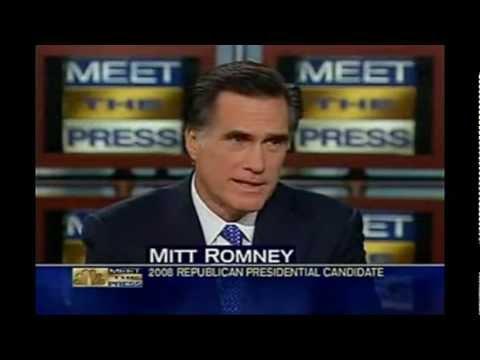 meet the press video mitt romney