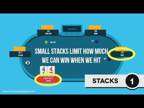 How To Setmine Preflop | Poker Quick Plays