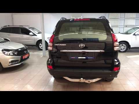 Купить Тойота Ленд Крузер Прадо (Toyota Land Cruiser Prado) 120 с пробегом в Саратове