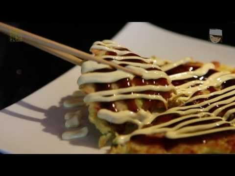 Quick & Easy Okonomiyaki Recipe!