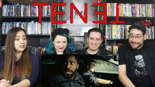 Tenet - Official Trailer Reaction / Review