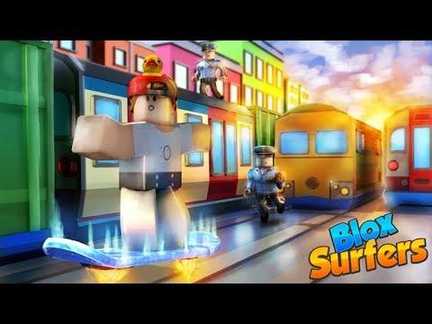 download Polisten Kaçıyorum Dünya Rekoru Kırıyorum | Roblox Blox Surfers