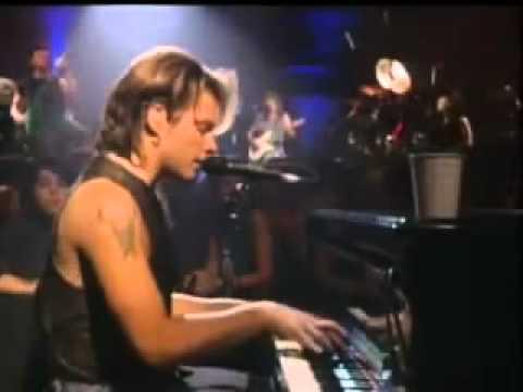 Bon Jovi - Bed Of Roses (An Evening With Bon Jovi VHS)